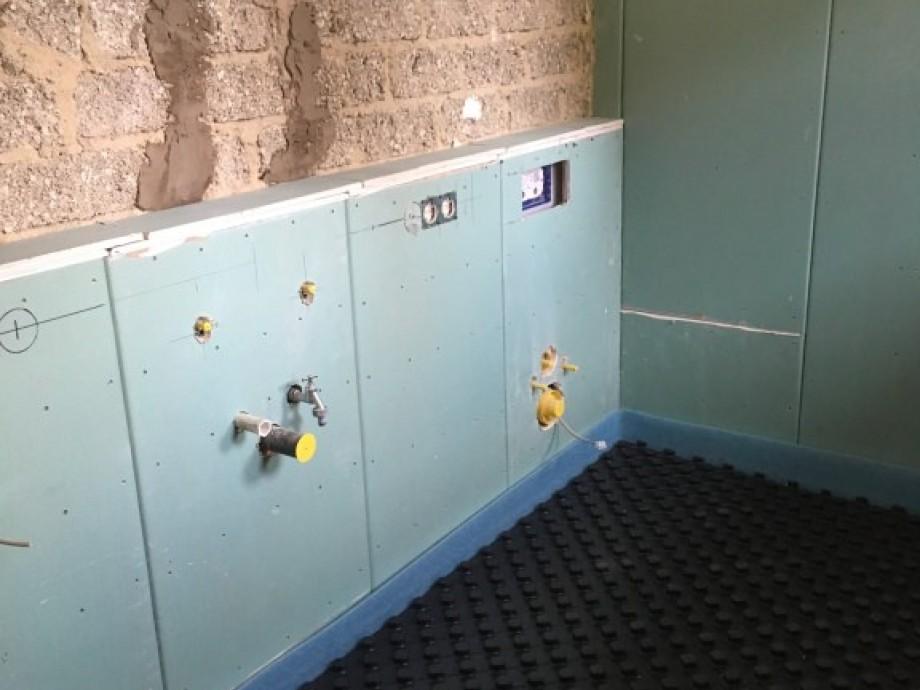 Rohmontage Sanitär